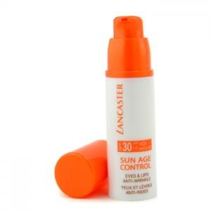 Lancaster Sun Age Control Eyes & Lips Anti-Wrinkle SPF 30 High Protection – Protección Antiarrugas Labios y Ojos
