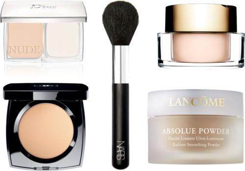 maquillaje perfectos polvos