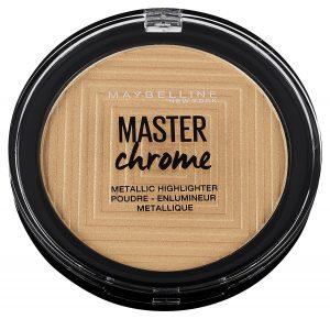 Master Chrome Polvos amplificadores de luz de Maybelline