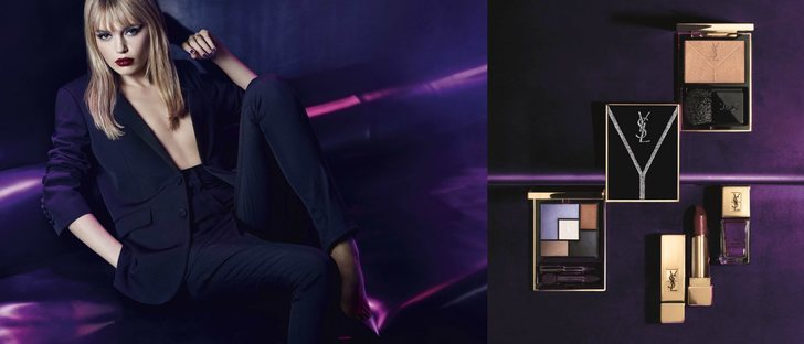 Yconic Purple, lo nuevo de Yves Saint Laurent