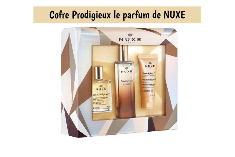 Cofre de navidad Prodigieux le parfum de Nuxe
