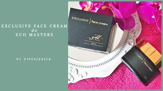 Exclusive Face Cream de Eco Masters