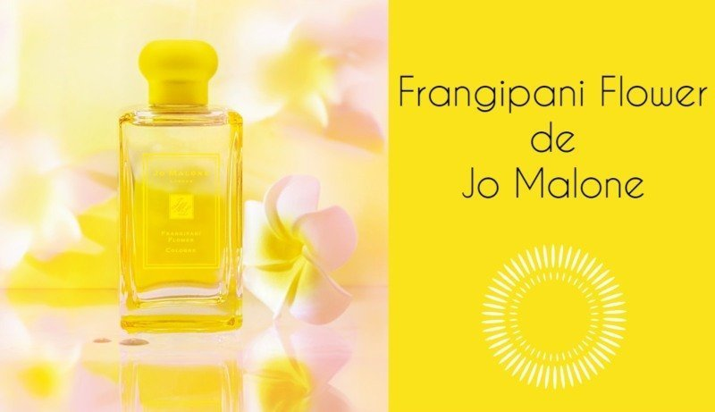 Frangipani Flower de Jo Malone