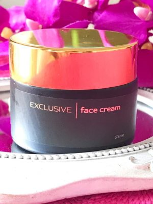 Exlusive Face Cream, mi opinión