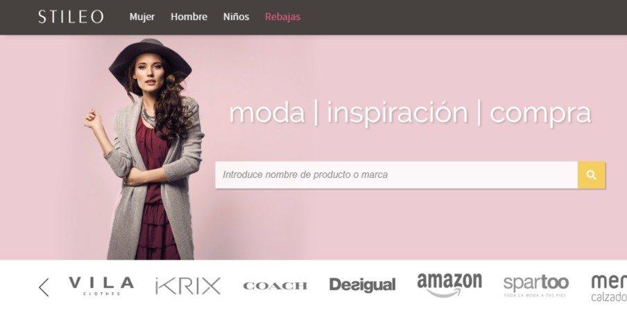 Stileo web de moda