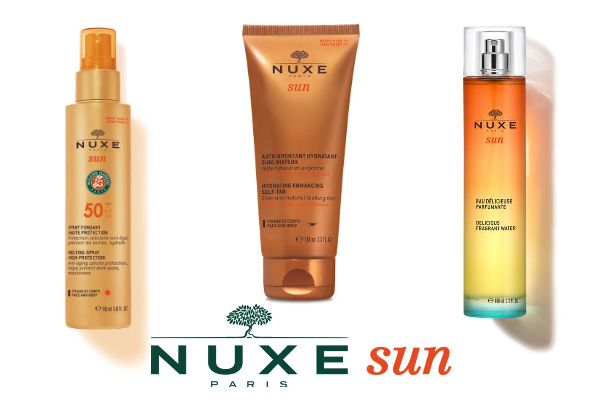 Protege tu piel del sol con Nuxe Sun