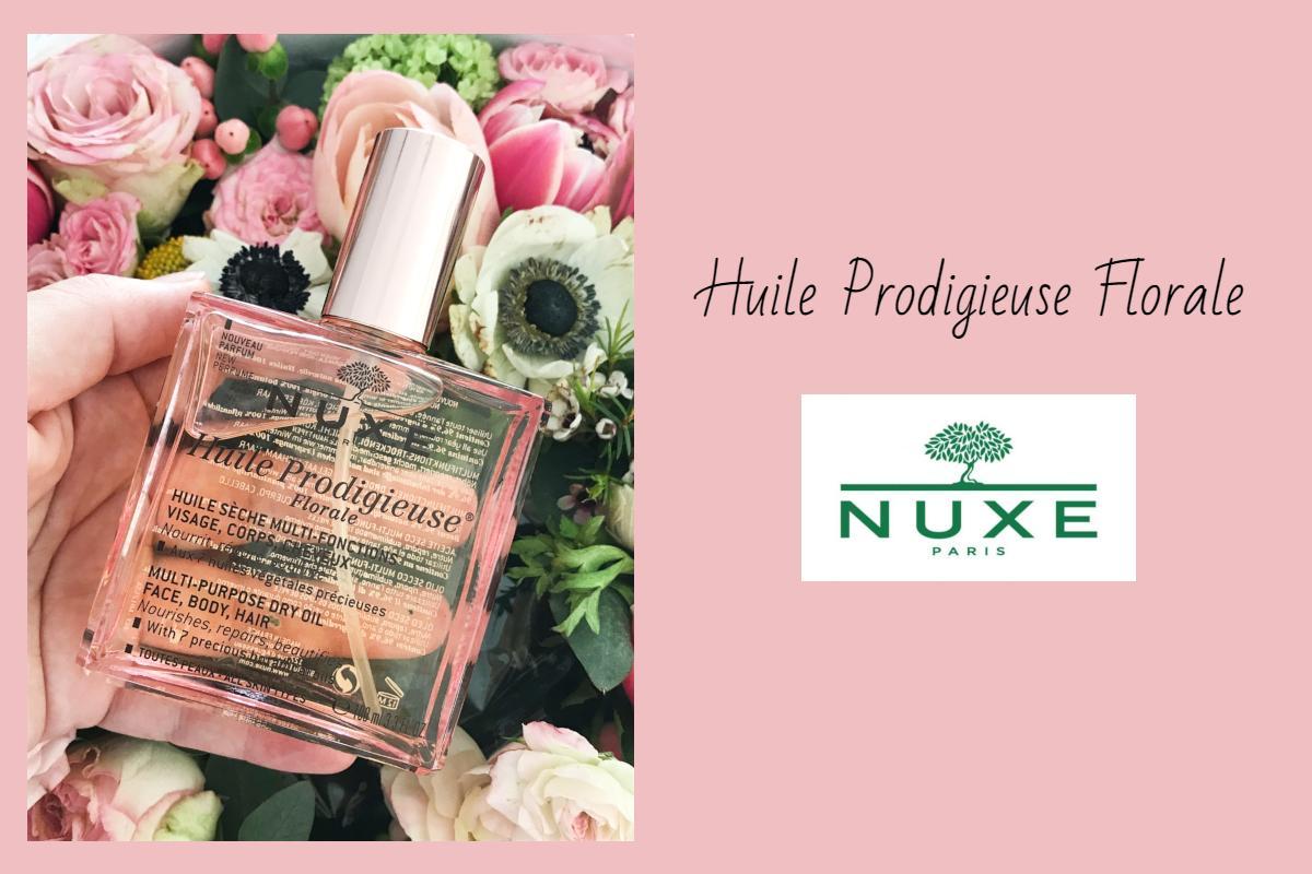 Huile Prodigieuse Florale, un aroma irresistible