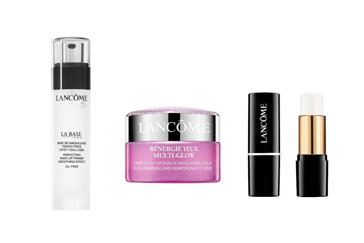 Zendaya productos Lancome para el cuidado de la piel
