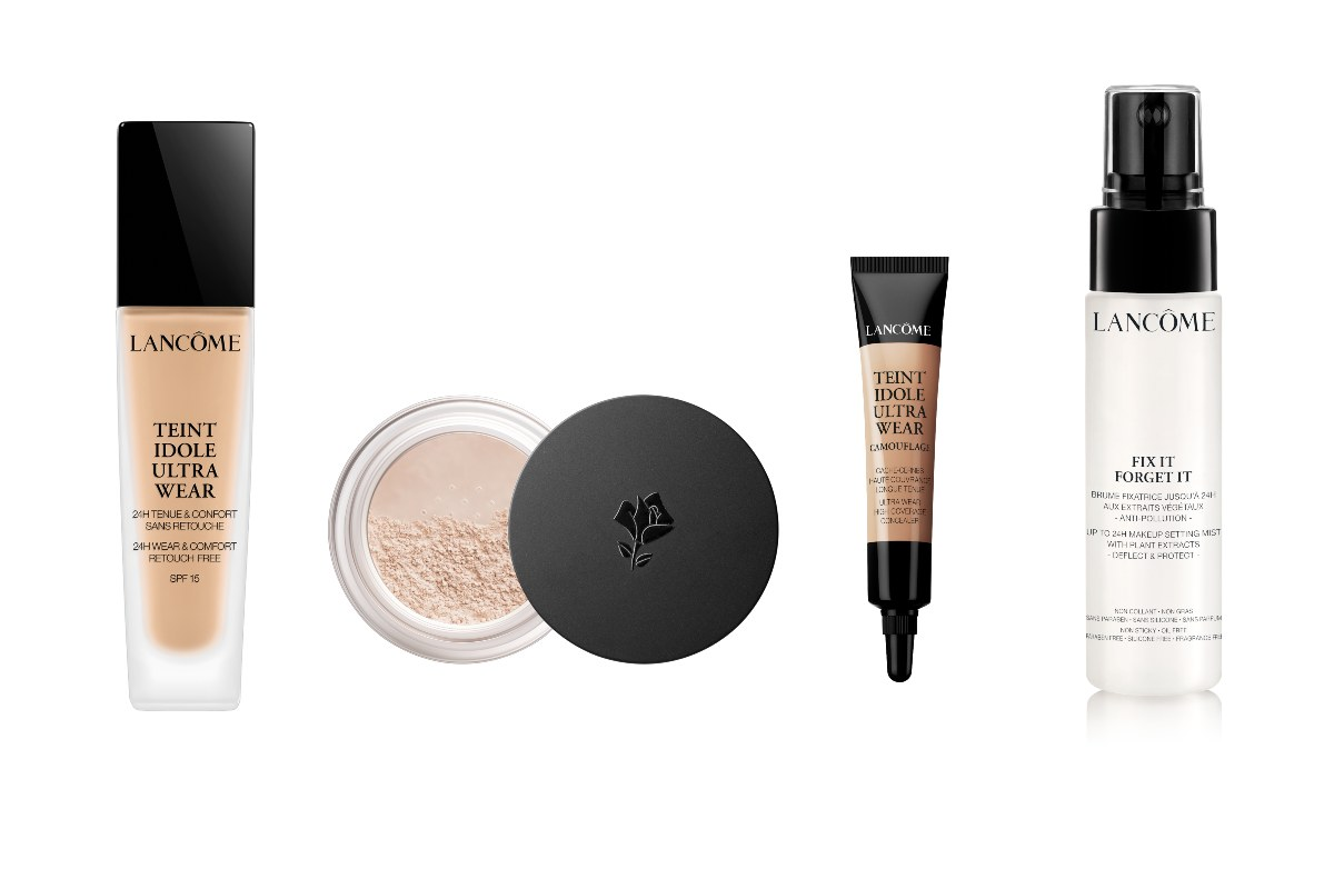 Productos de maquillaje de Lancome