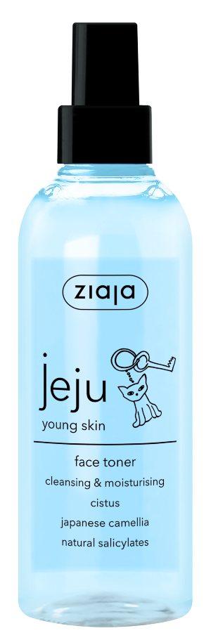 Jeju de Ziaja, cuidado para pieles jóvenes