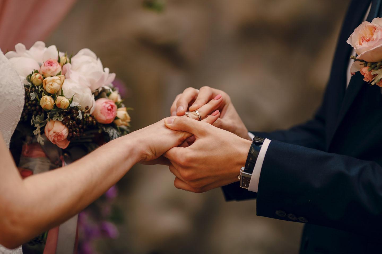 manos perfectas el día de tu boda