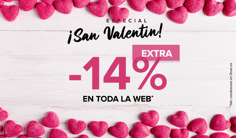 promocion San Valentin Druni