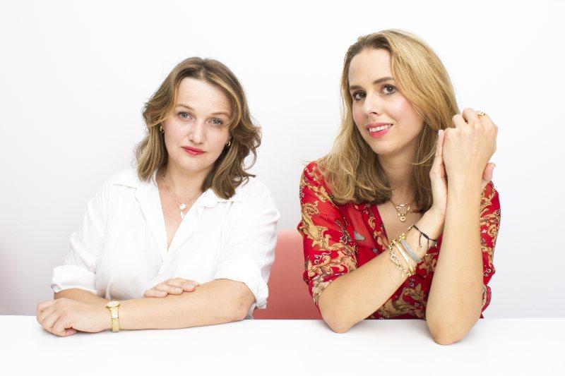 Ania Białas-Bednarczyk y Ania Koss
