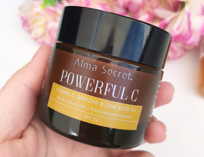 hidratante para piel seca de Alma Secret