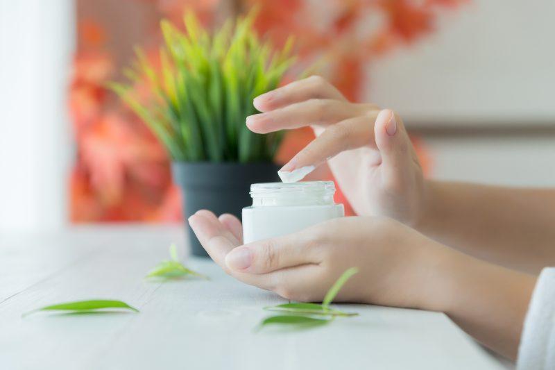 crema para cuidar la piel seca