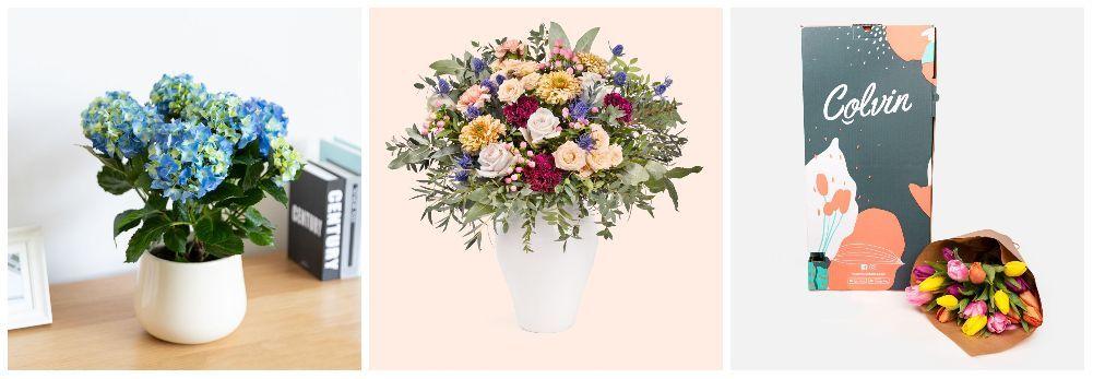 flores para regalar a mamá