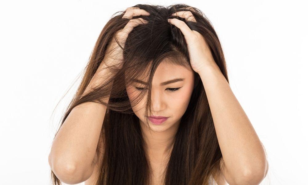 irritacion en el cuero cabelludo
