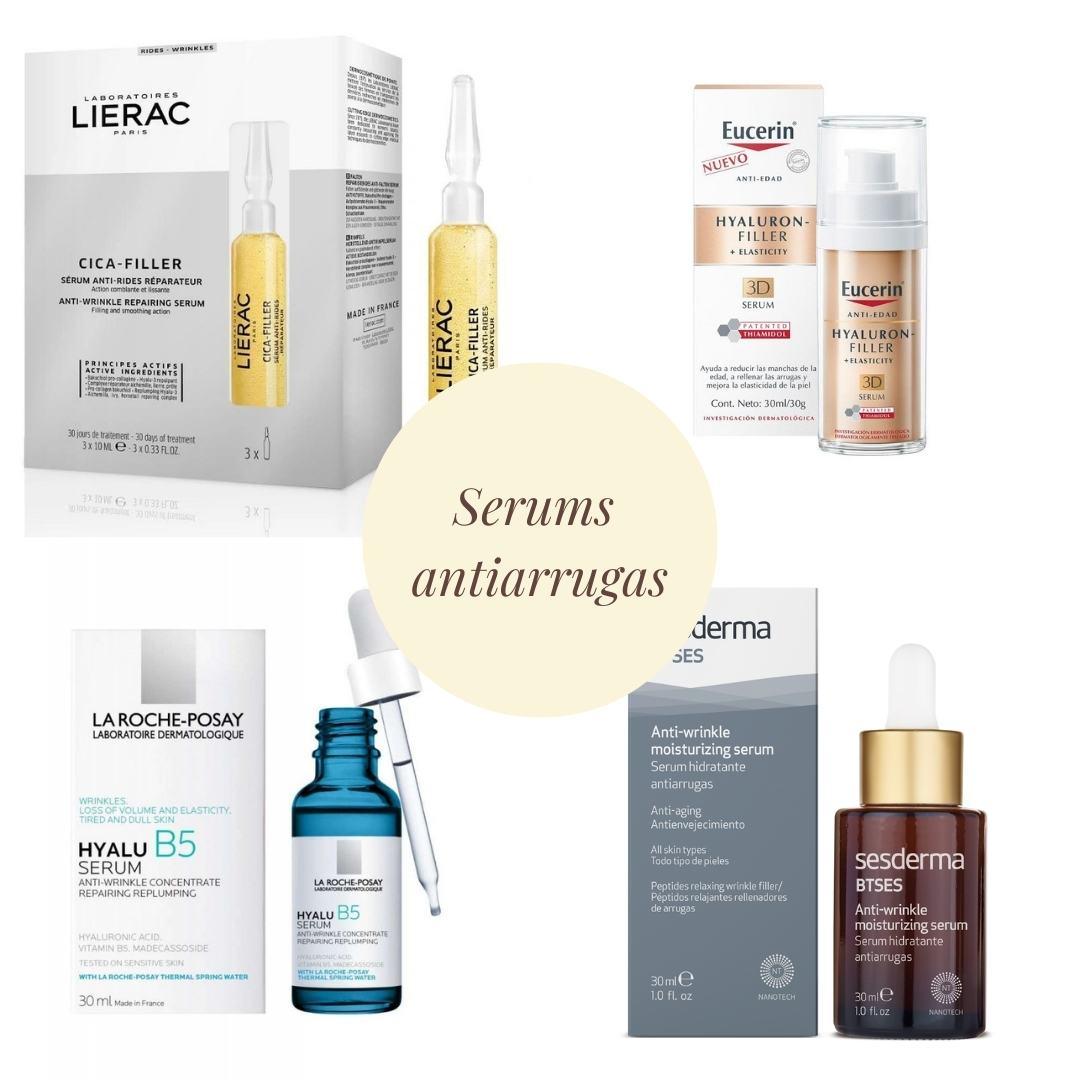 serums para eliminar arrugas